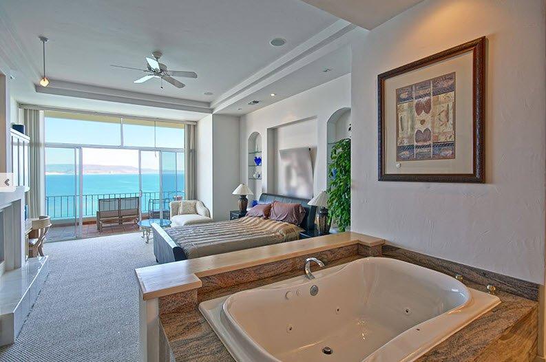 Luxury Accomodations